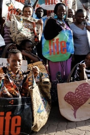 Vivienne Westwood Collaborates With Ethical Fashion Africa Programme