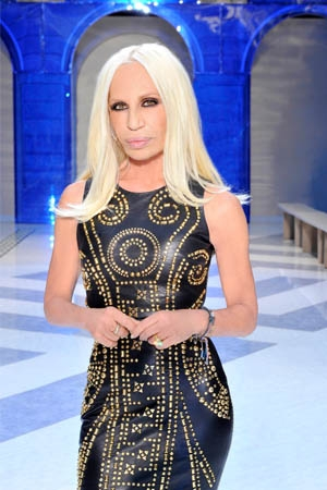Versace To Design Iconic Collection For H&M