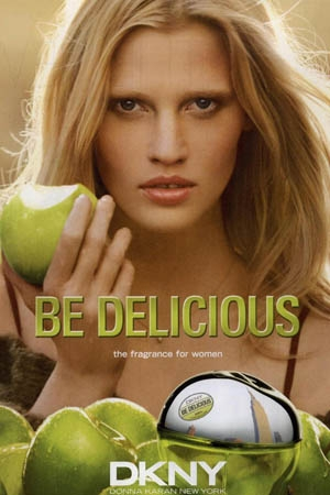 NEW! DKNY Be Delicious EDT