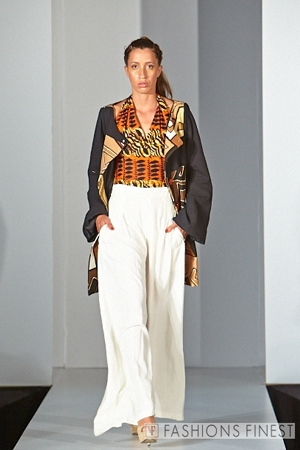 Afrofashion SS15 London FW