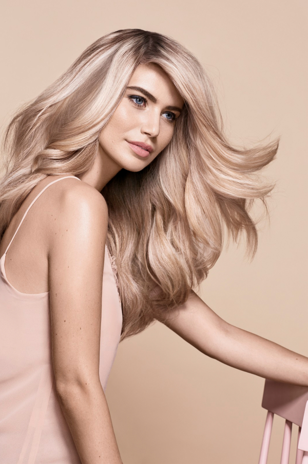 Go Blonder With One Brush Of Your Hair