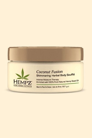 Hempz Coconut Body Soufflé Launches In The UK And Europe