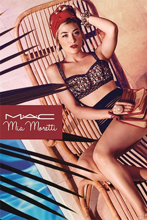 MAC and Mia Moretti Collection