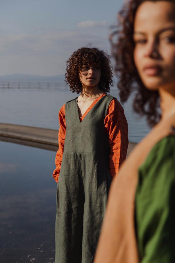 Lemuel MC, the sustainable beauty of linen