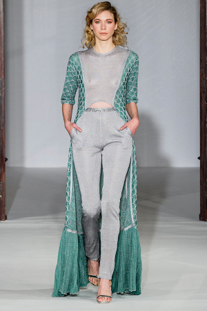 Maria Aristidou SS19 - Paris Haute Couture Fashion Week