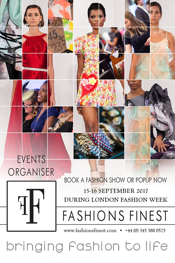 Media Partners Wanted Fashions Finest SS18 Showcase