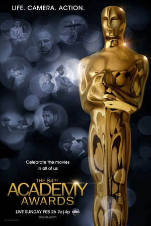 Nominations for the 84th Academy Awards