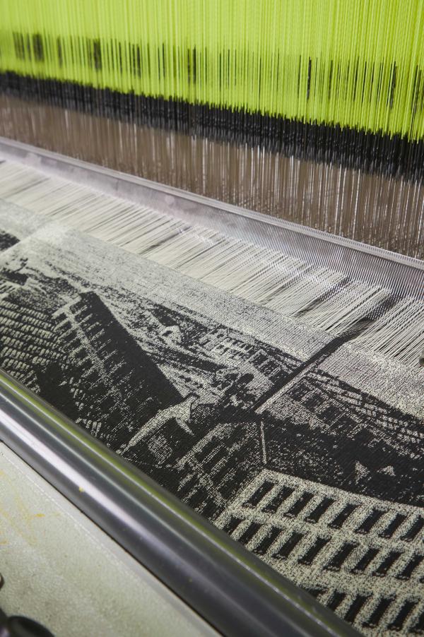 Historic Textile Mill AW Hainsworth Launch Short Run Bespoke Service