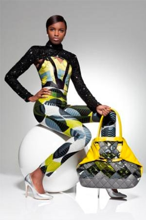 Vlisco unveils Parade of Charm Collection