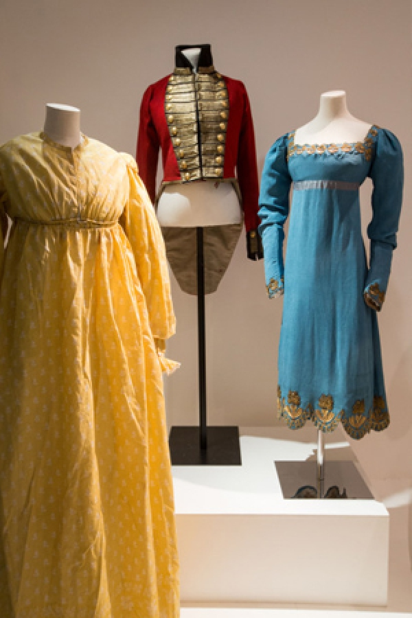 Exhibitions and Displays 2015 at the Fashion and Textile Museum