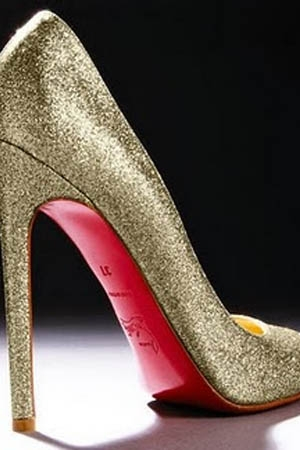 Louboutin See's RED!