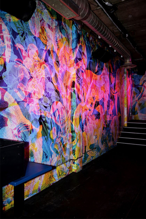 'RGB Universe' Opens at Hoxton Square
