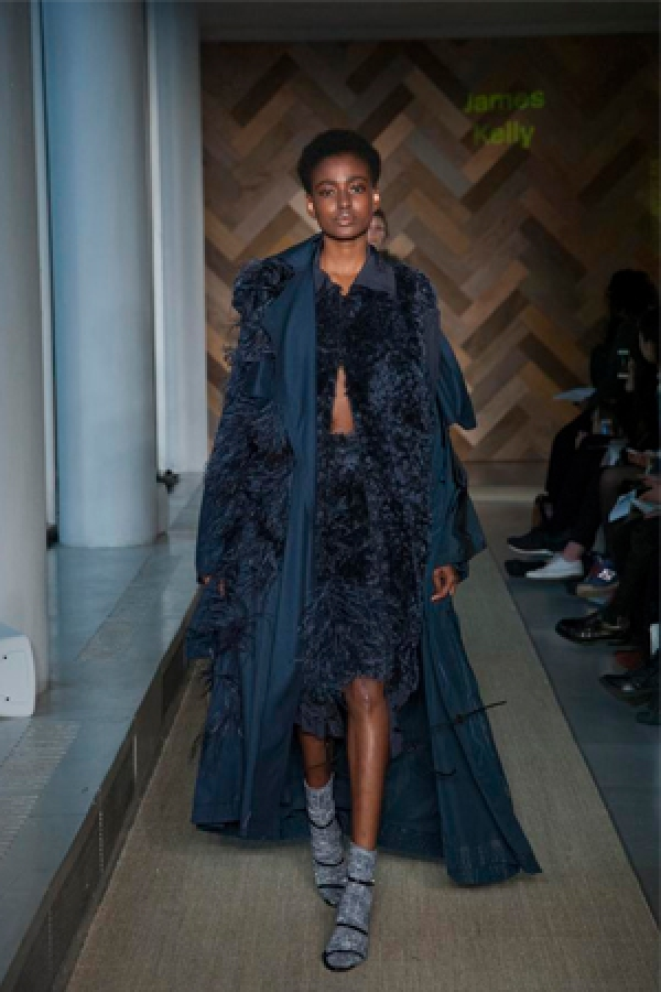 James Kelly named Fashion Scout's Merit Award winner