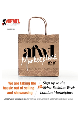 Africa Fashion Week London launches AFWL Market Place