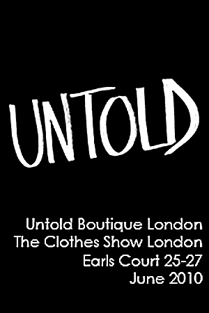 Untold London Boutique