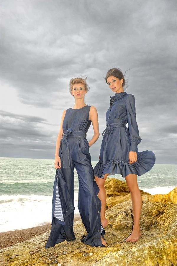 La Métamorphose S/S22 ready-to-wear collection Les Dames de la Côte