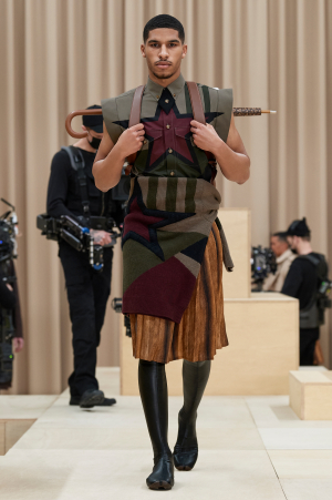 Escapes - Burberry AW21 Menswear