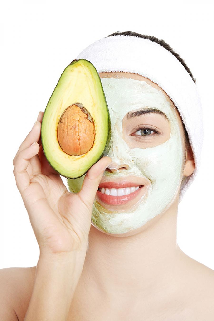 Facial masks for wrinkles