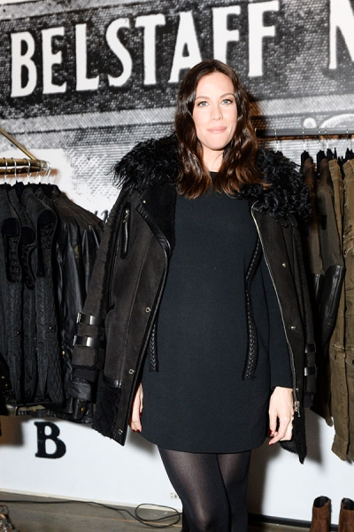 Liv Tyler's journey through the vibrant Ginza district