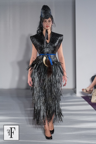 Shona Tawhiao SS16 London Fashion Week