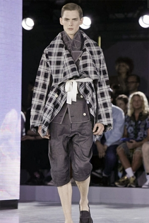 John Galliano Menswear SS 13 PFW