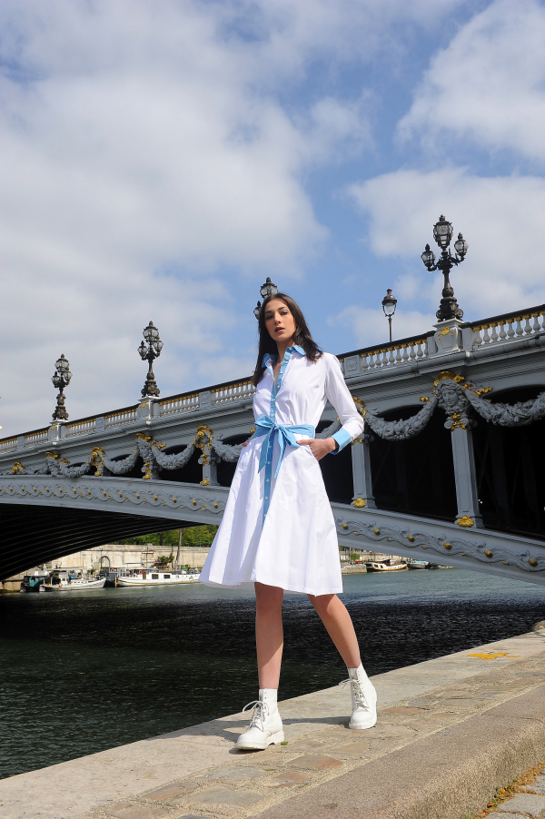 KARNIT AHARONI France SS21 Collection - For Independent Women