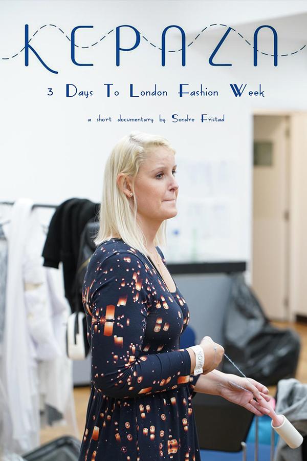 KEPAZA - 3 days to London Fashion Week