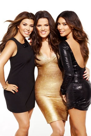 The kardashians  speak exclusively to British cosmopolitan