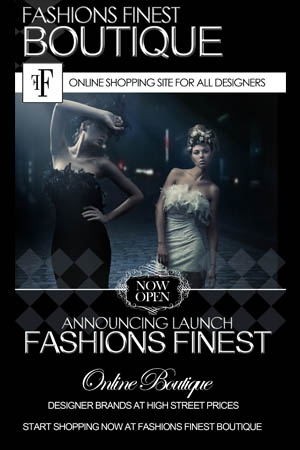 Fashions Finest Launch New Online Boutique.