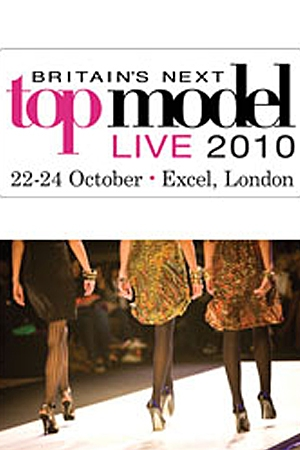 Britain's Next Top Model Live 2010