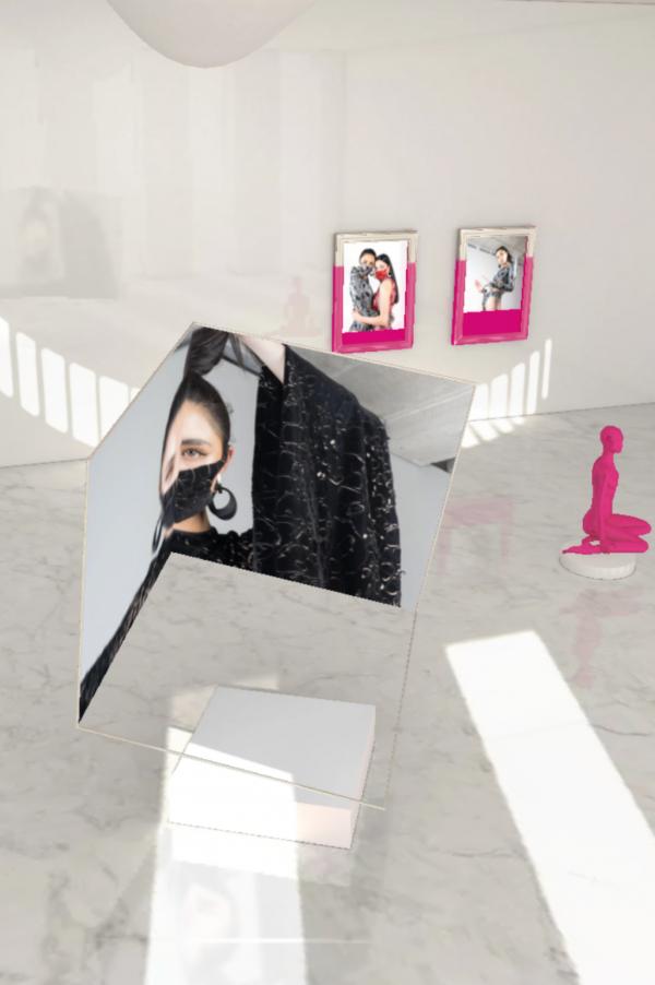 SUMB0D1 digital showrooms, fashion is 'phygital'