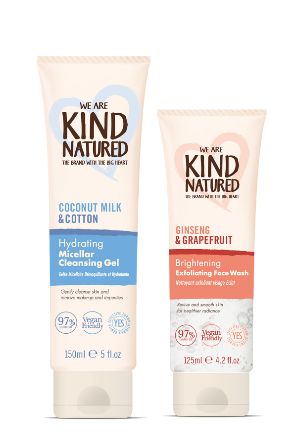 NEW Kind Natured Skin care!