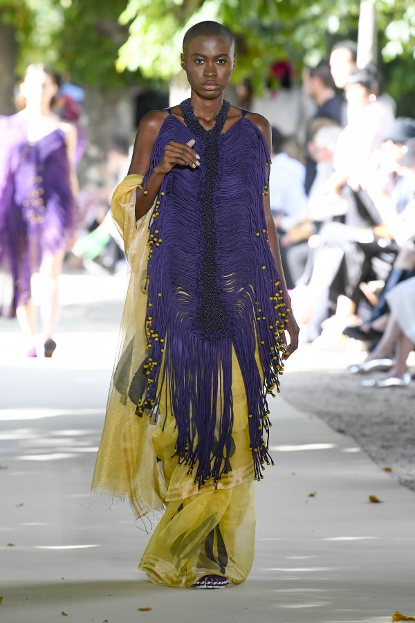 Vaishali S 'Breath', A/W 2021 haute couture collection