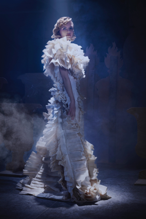 "Farhad Re's SS21 Couture Collection ""Galatea"""