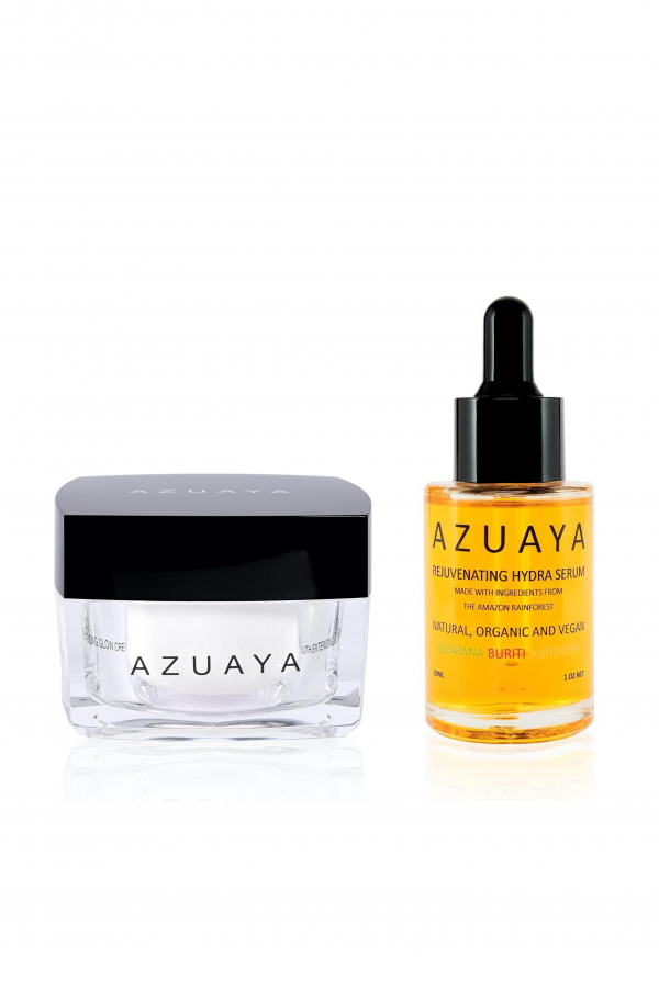Fashions Finest Loves Azuaya Beauty Products