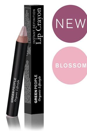 NEW Instant Definition Lip Crayon by Green People