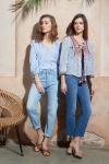 Trilogy: How To Wear Summer Denim