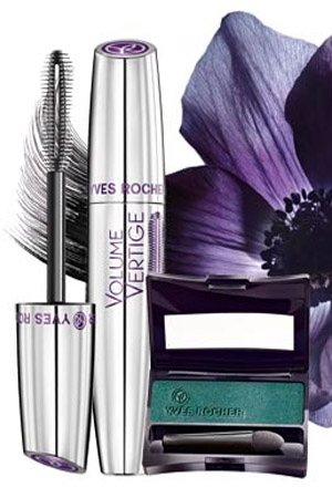 Yves Rocher reveals new volumising and curling mascara