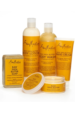 Shea Moisture has come to the UK!