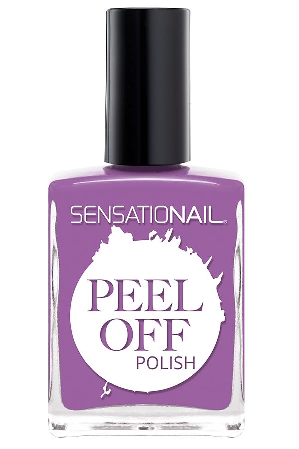 SensatioNail: Peel Back Your Polish