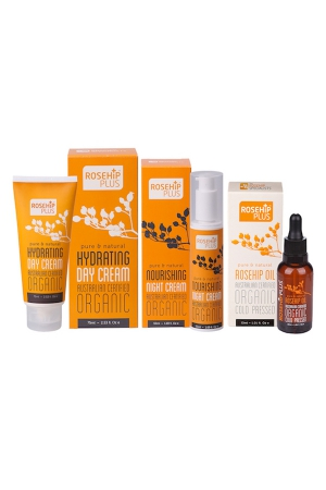 Improve Your Skin With The Organic RosehipPLUS Range