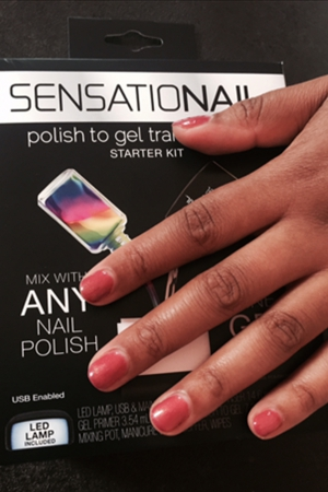 SensatioNail: Polish To Gel