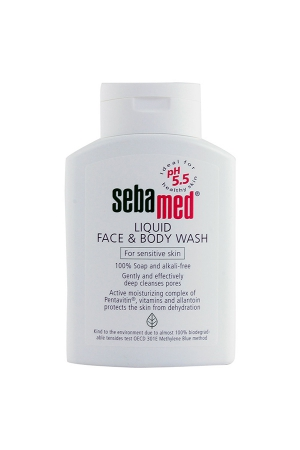 Seba Med Liquid Face & Body Wash
