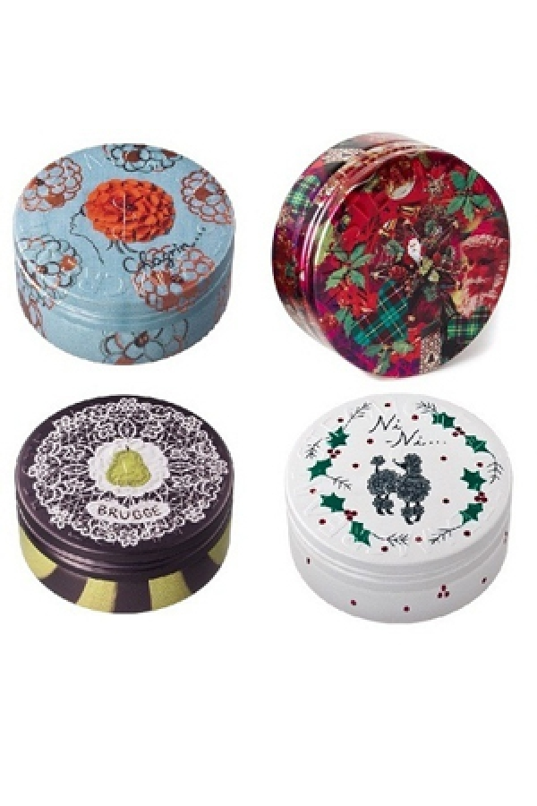 Steamcream reveals s/s 2015 tins