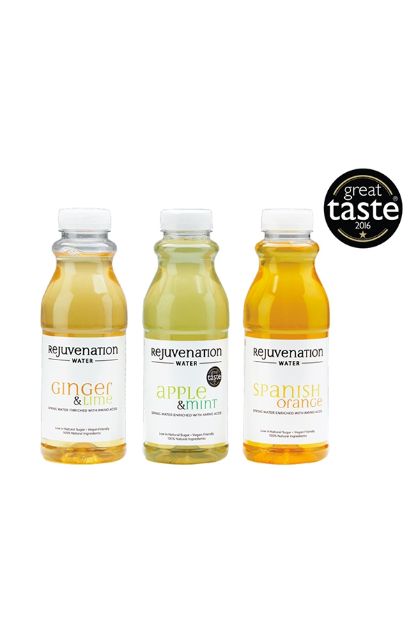 Rejuvenation Water To Partner With Fashions Finest For Their AW17 Event