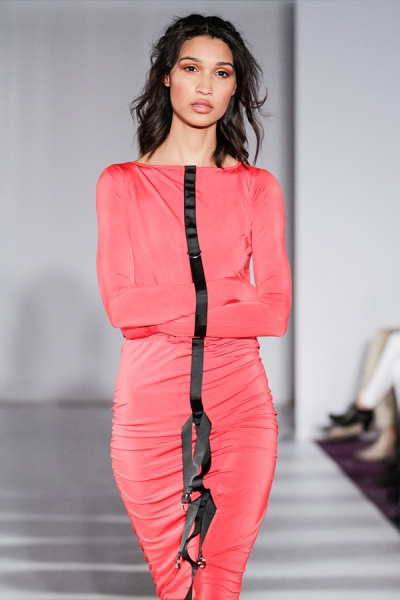 AMIS Designs SS16 London Fashion Week