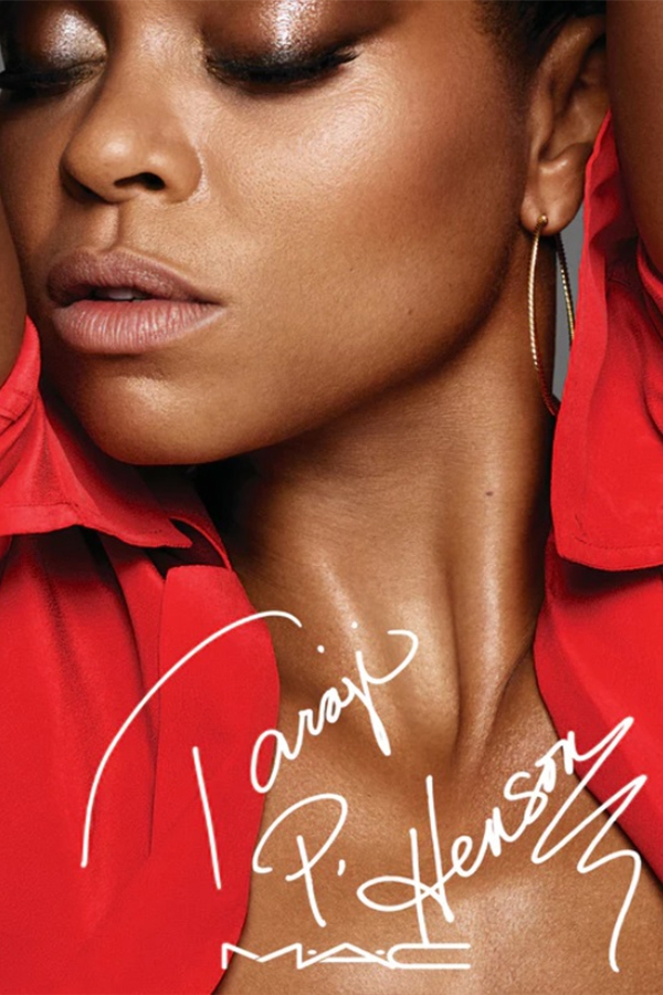 Taraji P Henson to launch collection with MAC Cosmetics