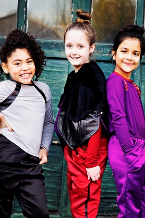 Isossy Children presents The Glam Love Collection