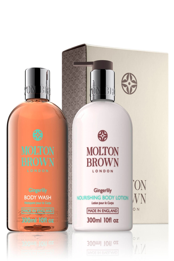Relax With Molton Brown Gingerlily