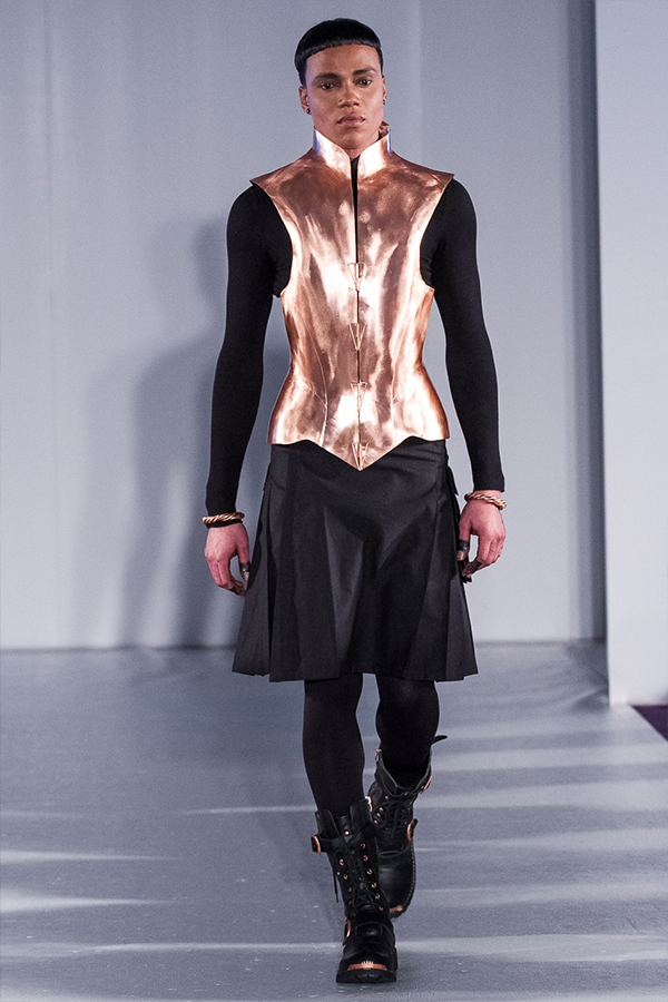 Fabricated Fashions SS16 London Fashion Week